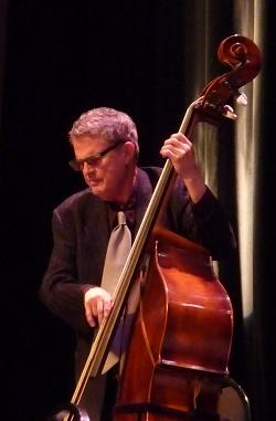 Charlie Haden at 2010 Tri-C Jazzfest Cleveland