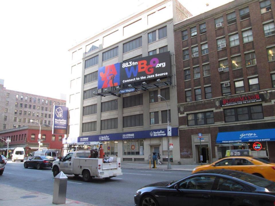 Wbgo billboard