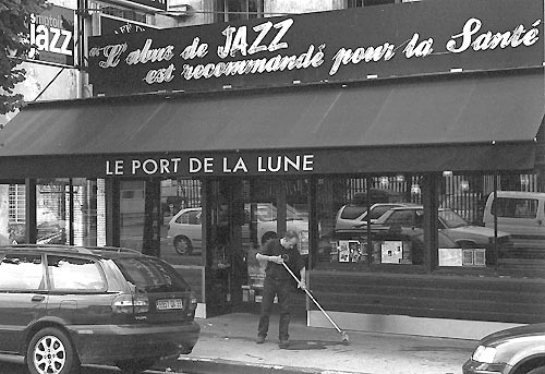 Le Comptoir Du Jazz-Le Port de la Lune Jazz Club / Bordeaux 2005