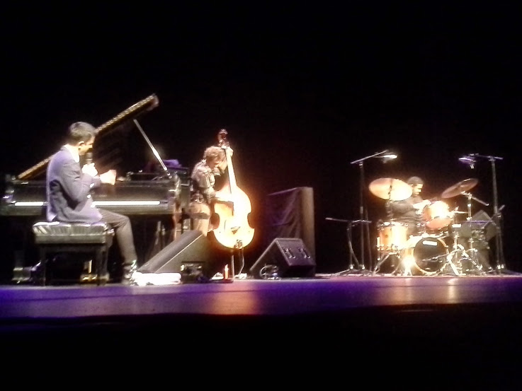 Vijay Iyer Trio at Brooks Center for the Performing Arts