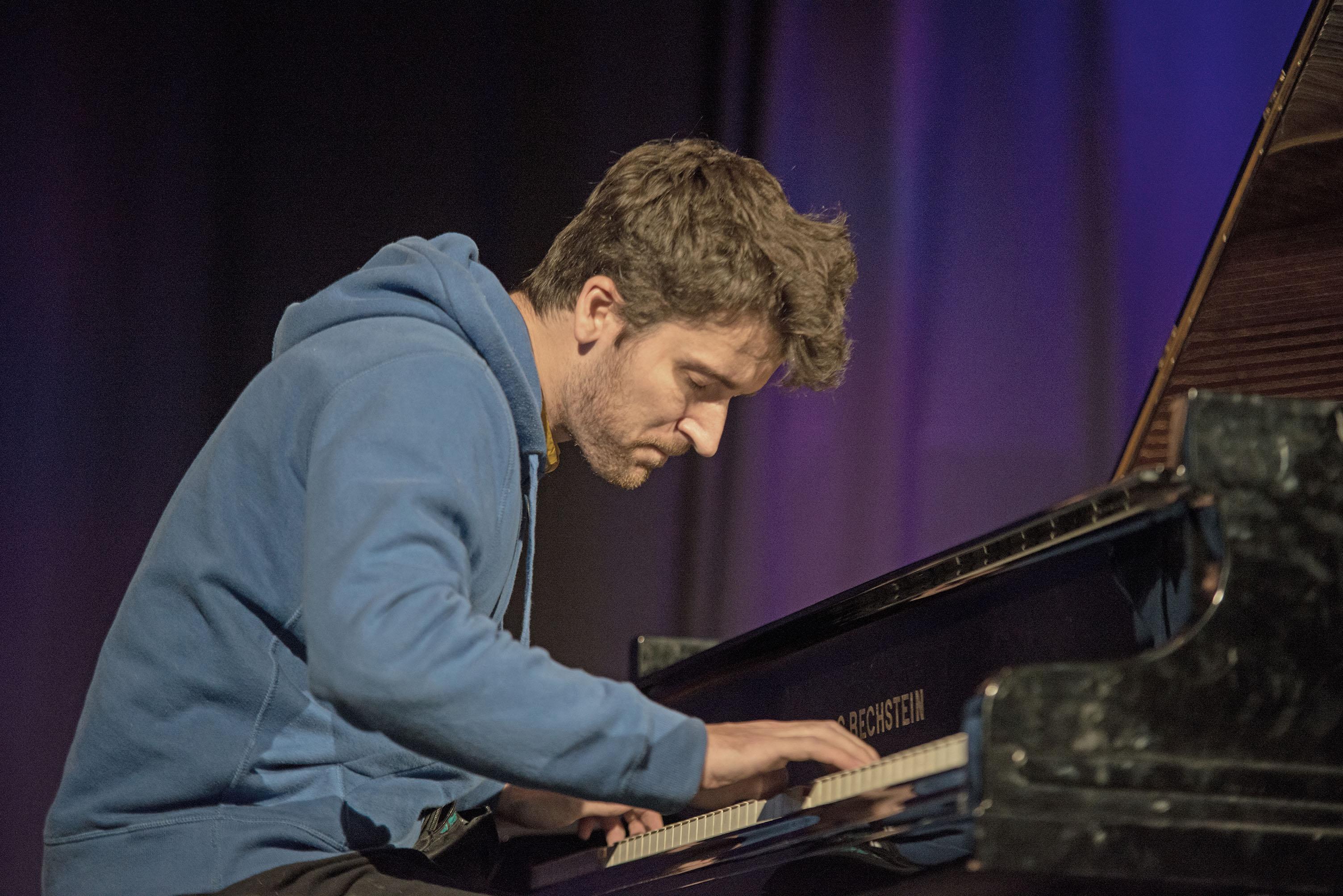 Marcin masecki @ jazztopad 2013