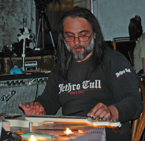 Alexei pliousnine at the 32 windows studio, brooklyn, ny