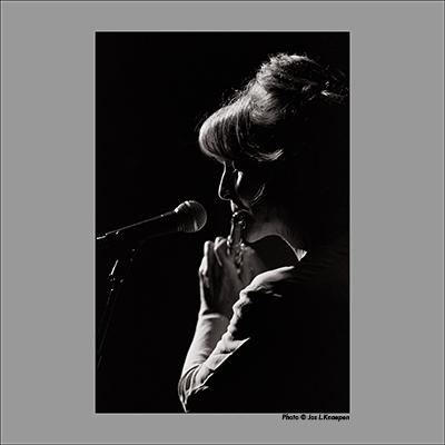 Ali Ryerson, Music Village, Brussels, Belgium, October 2002