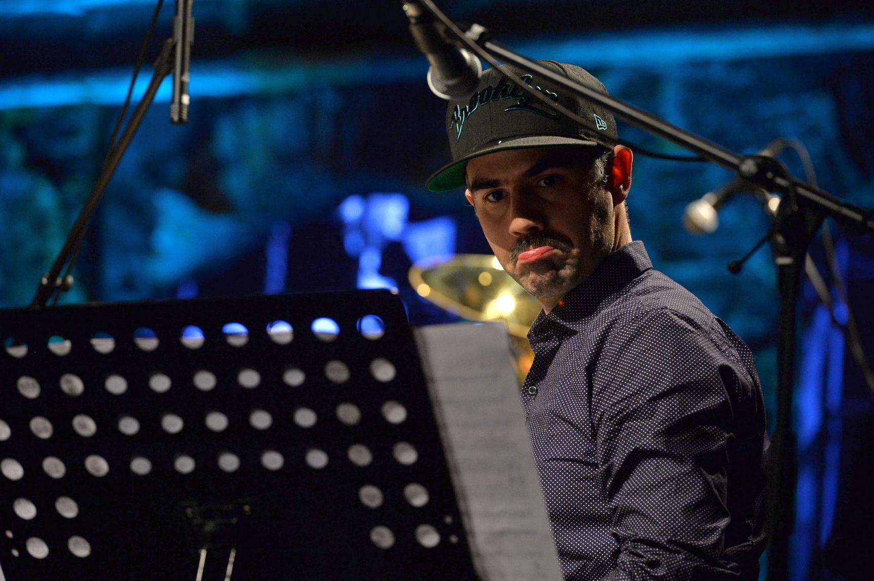 Srdjan Ivanovic with Undectet :Aristry In Broken Rhythm