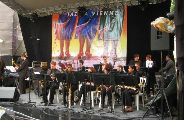 Jazz a vienne 2007