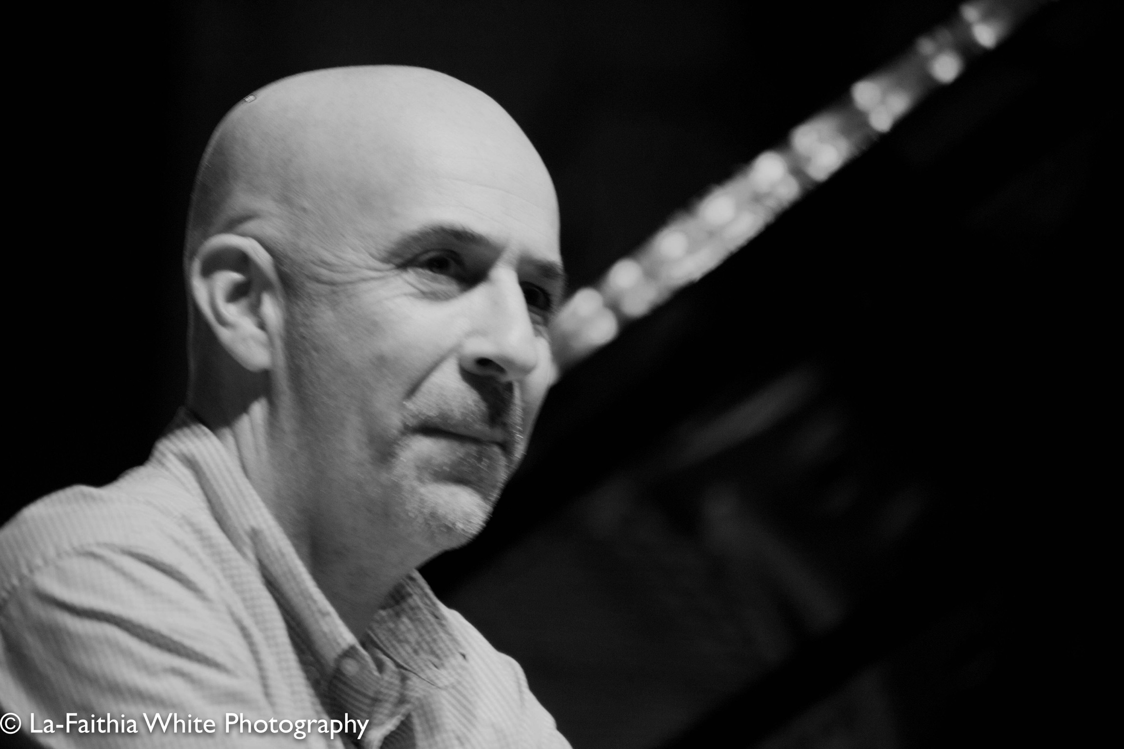 Jazz Pianist, Peter Martin At The 8th Annual John Coltrane International Jazz And Blues Festival