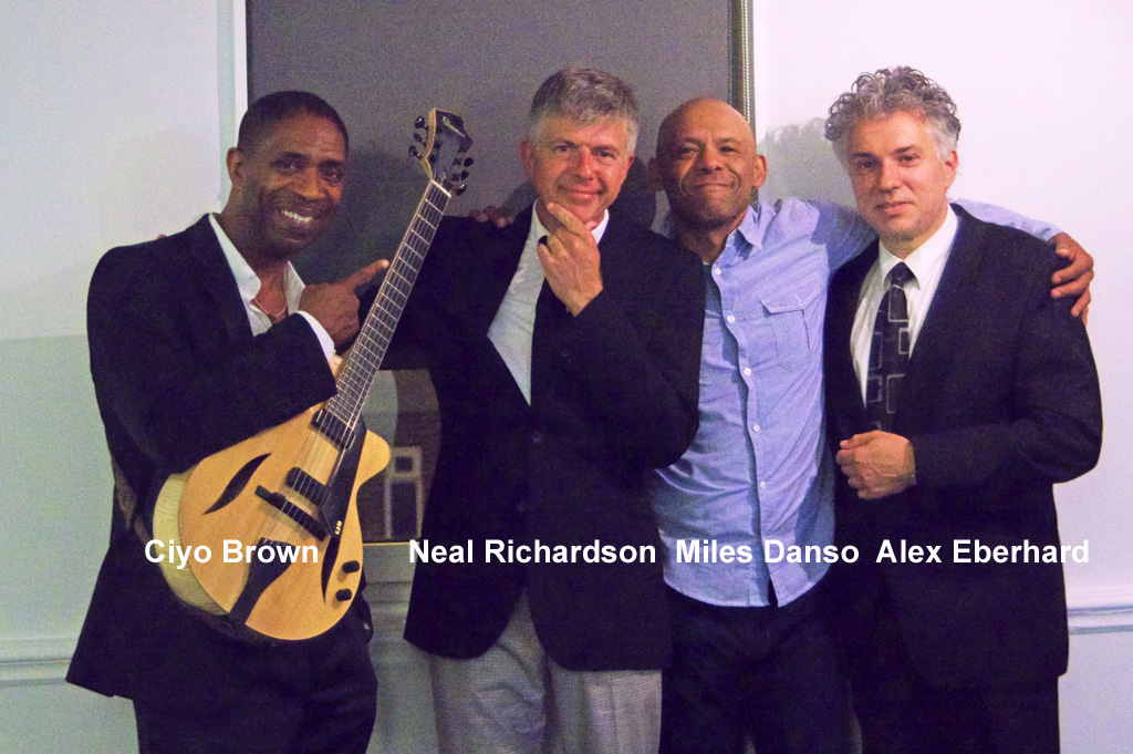 Neal Richardson's 'NOT KING COLE' Tribute to Nat King Cole