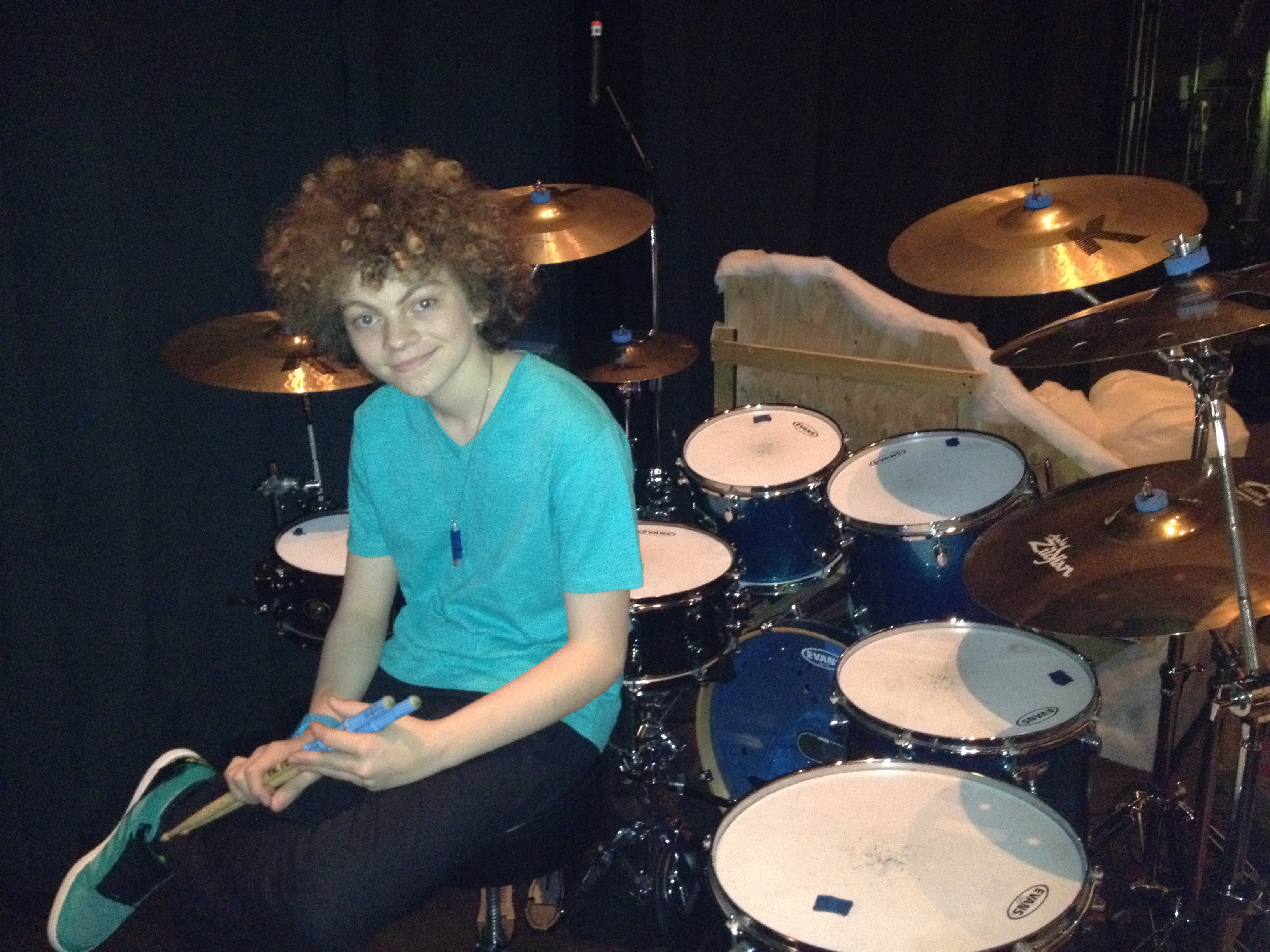 Cole Marcus Drummer