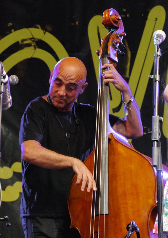 Joan Chamorro, Andrea Motis Quintet