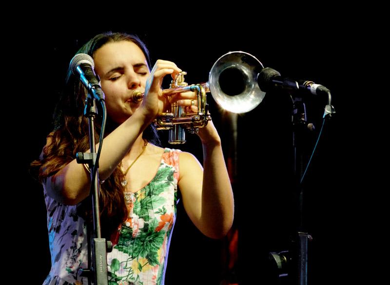 Andrea Motis, Andrea Motis Quintet