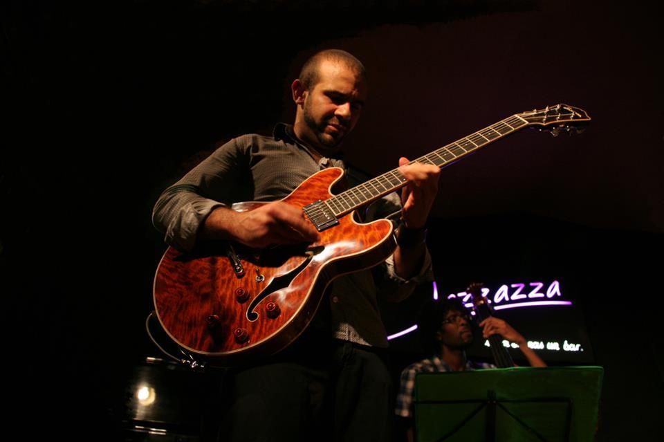 Greg Diamond @ Jazzazza - Murcia