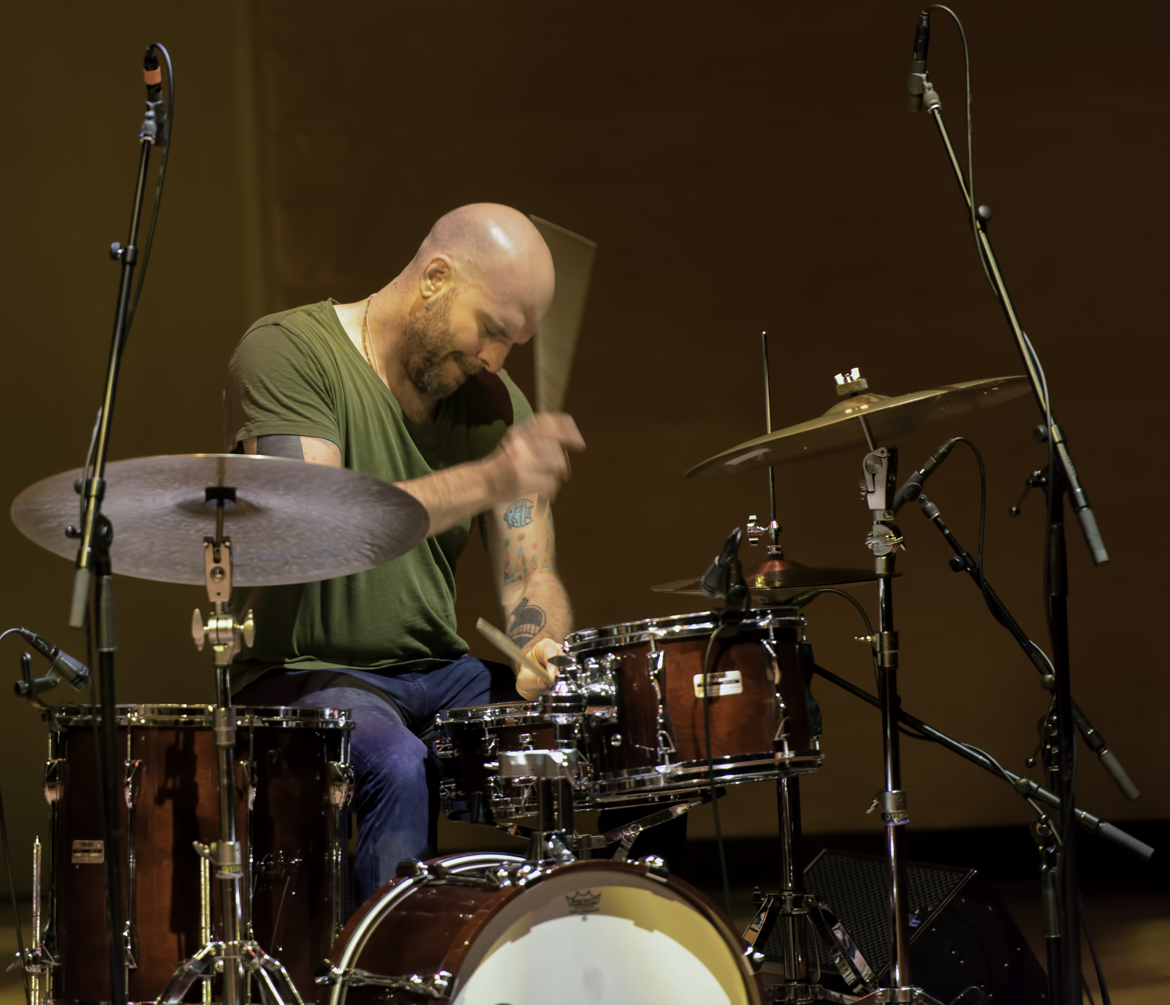 Dave King With The Bad Plus Joshua Redman At The Musical Instrument Museum (mim) Phoenix