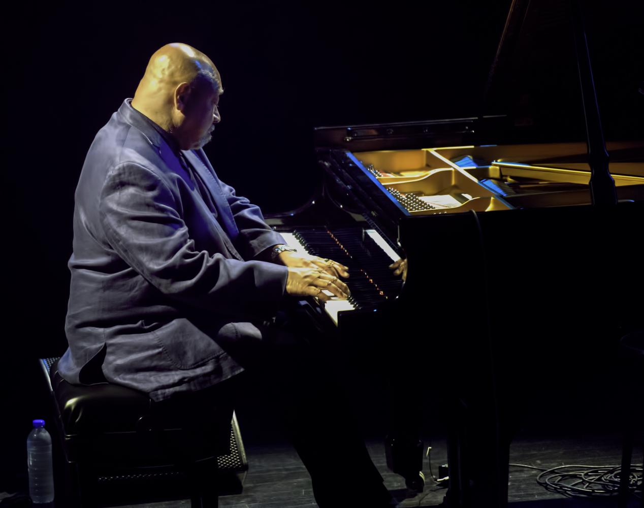 Kenny Barron with Lionel Loueke At The Montreal International Jazz Festival 2016