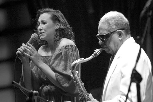 Susana Sheiman - Frank Wess &Amp; Barcelona Jazz Orchestra / San Sebastian 2008