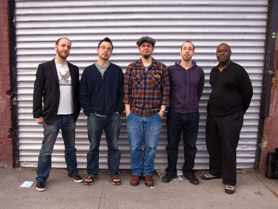 Harris Eisenstadt's Guewel w/ Taylor Ho Bynum, Nate Wooley, Mark Taylor and Josh Sinton - 295 Douglass St., Brooklyn 2008