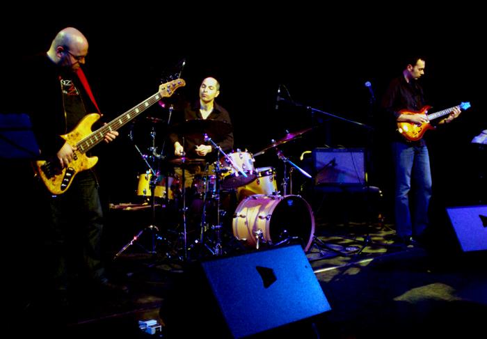 Asaf Sirkis Trio 33189 Images of Jazz