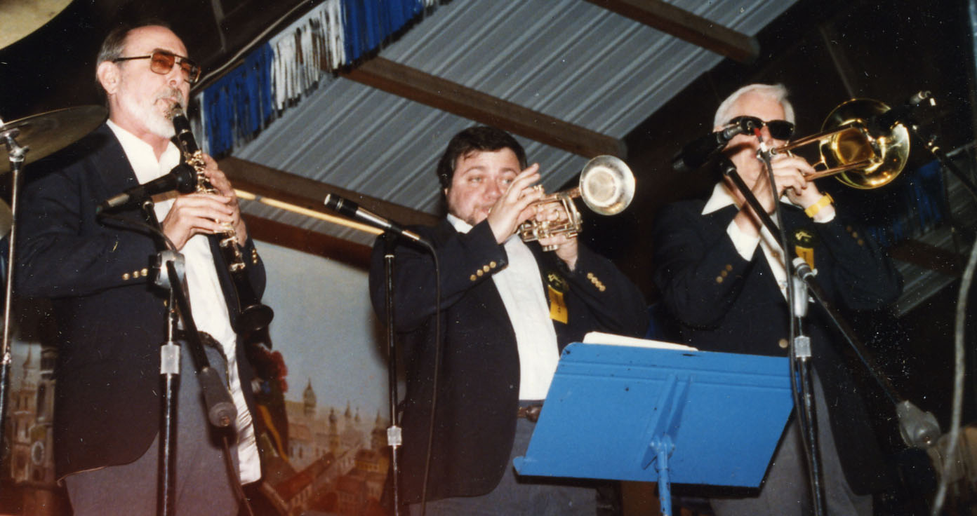 Bill Sargent's Trad-Jazz Rousers Dixieland Band 4 - Chuck Hedges, Jeff Pietrangelo &Amp; Herb Draeger