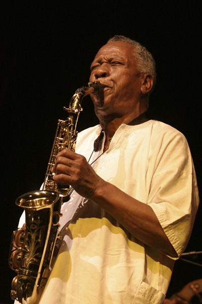San Francisco Jazz Festival 2004 Frank Morgan