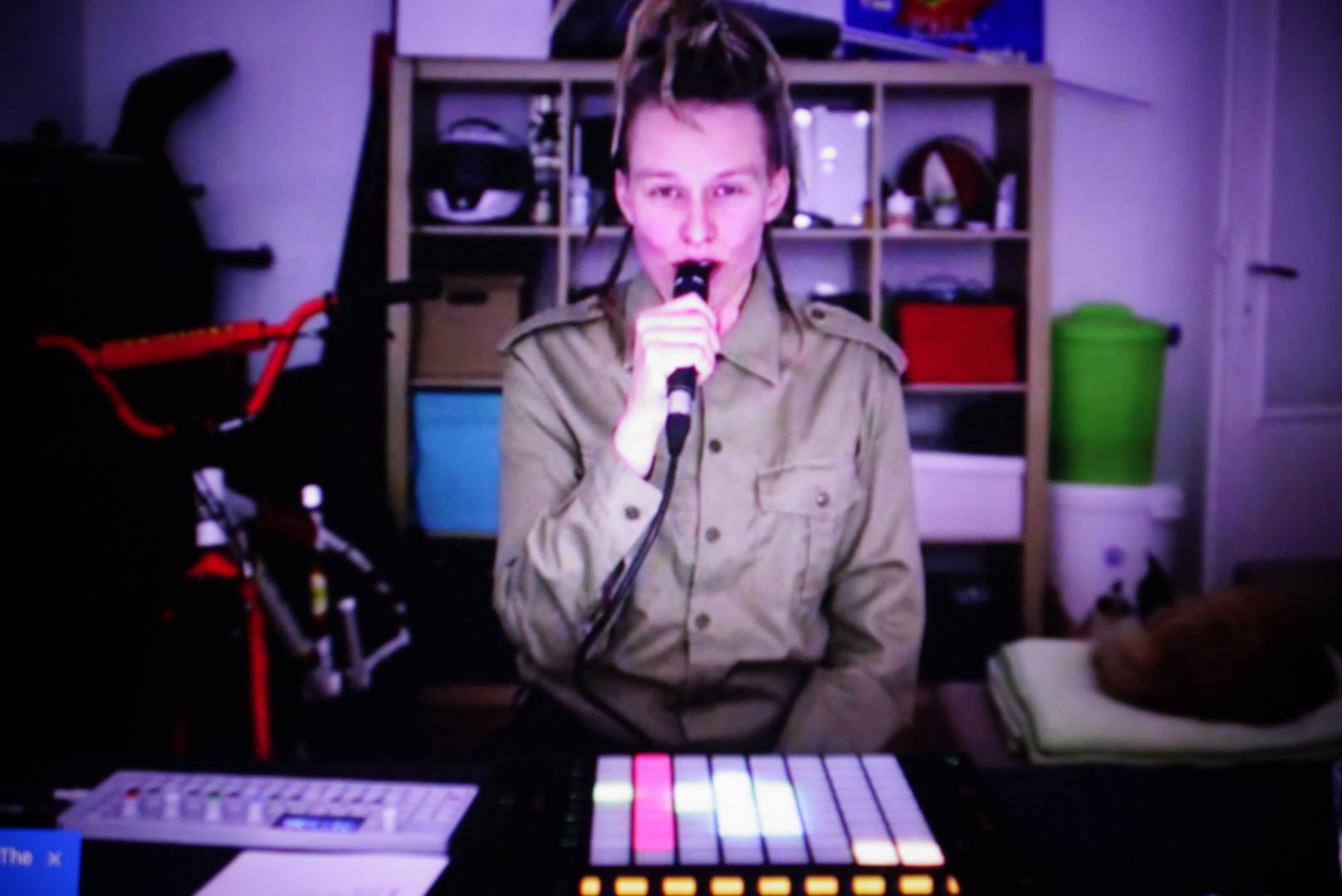 Joanna Duda - JazzArt Festival Katowice 2020 - live streaming from Grdynia