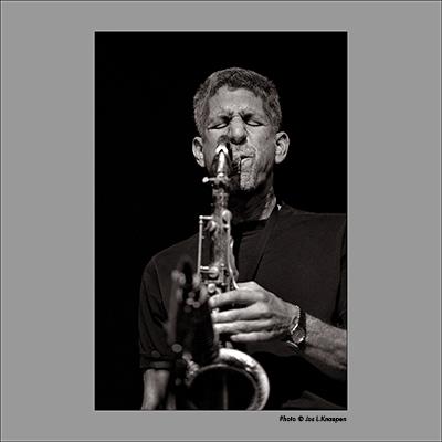 Bob Berg, Jazz in Marciac, France, August 2001