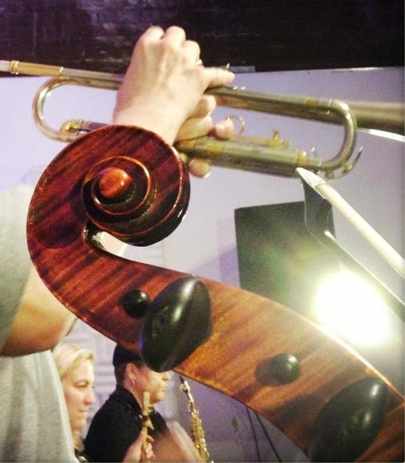 trumpet & cello