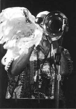 2005 Chicago Jazz Fest: Lester Lashley, One of the Four &Quot;Elders&Quot; Honored by the Aacm in a 40th Anniversary Set