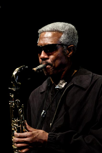 Billy harper on valby summer jazz 2013 in copenhagen, denmark