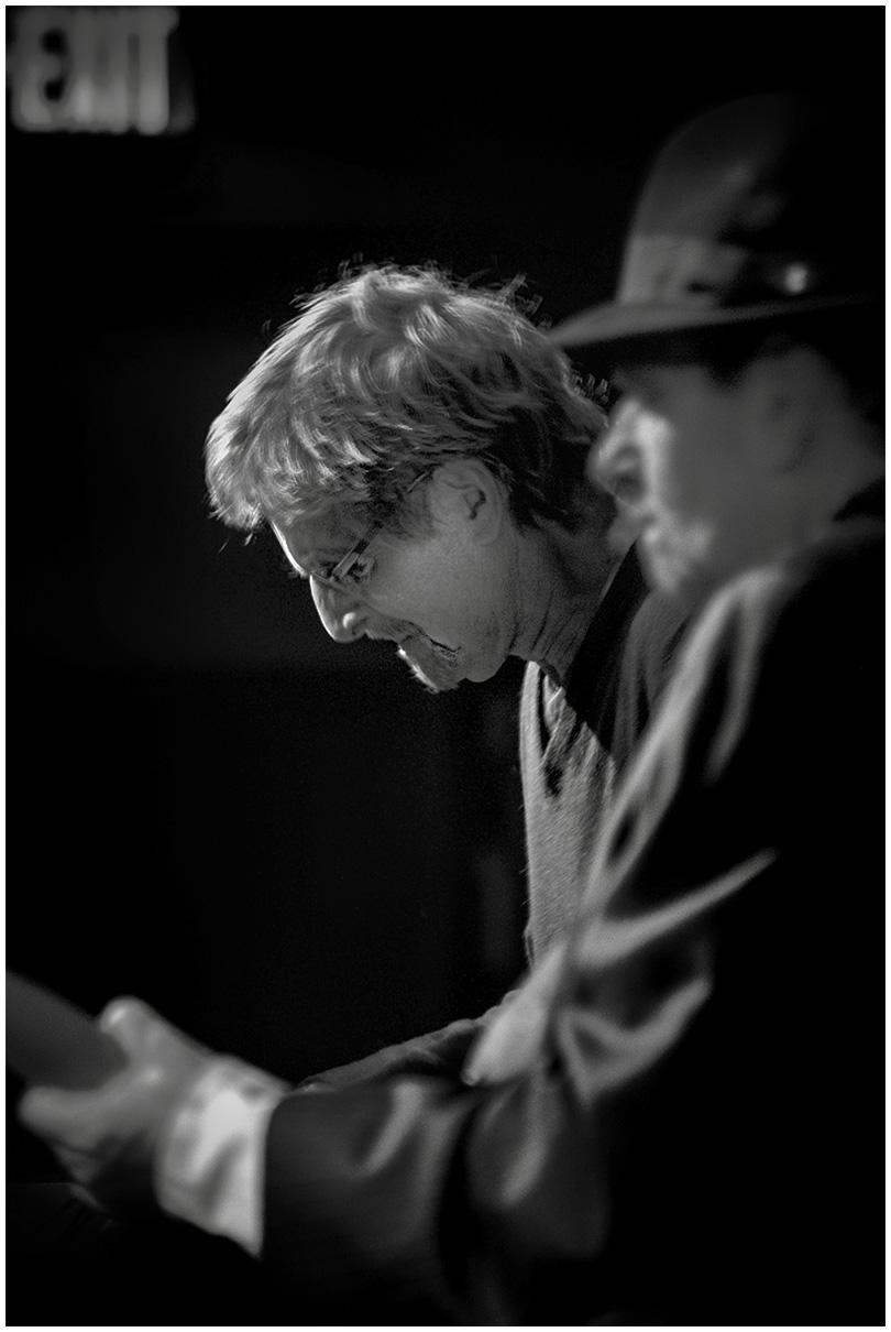 Ronnie Earl & David Maxwell