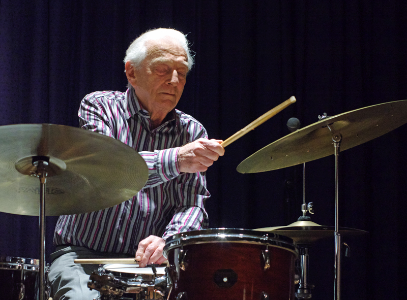 Tony Kinsey, Tony Kinsey Quartet, Watermill Jazz Club