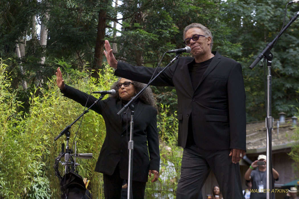 Mavis Staples At Stern Grove
