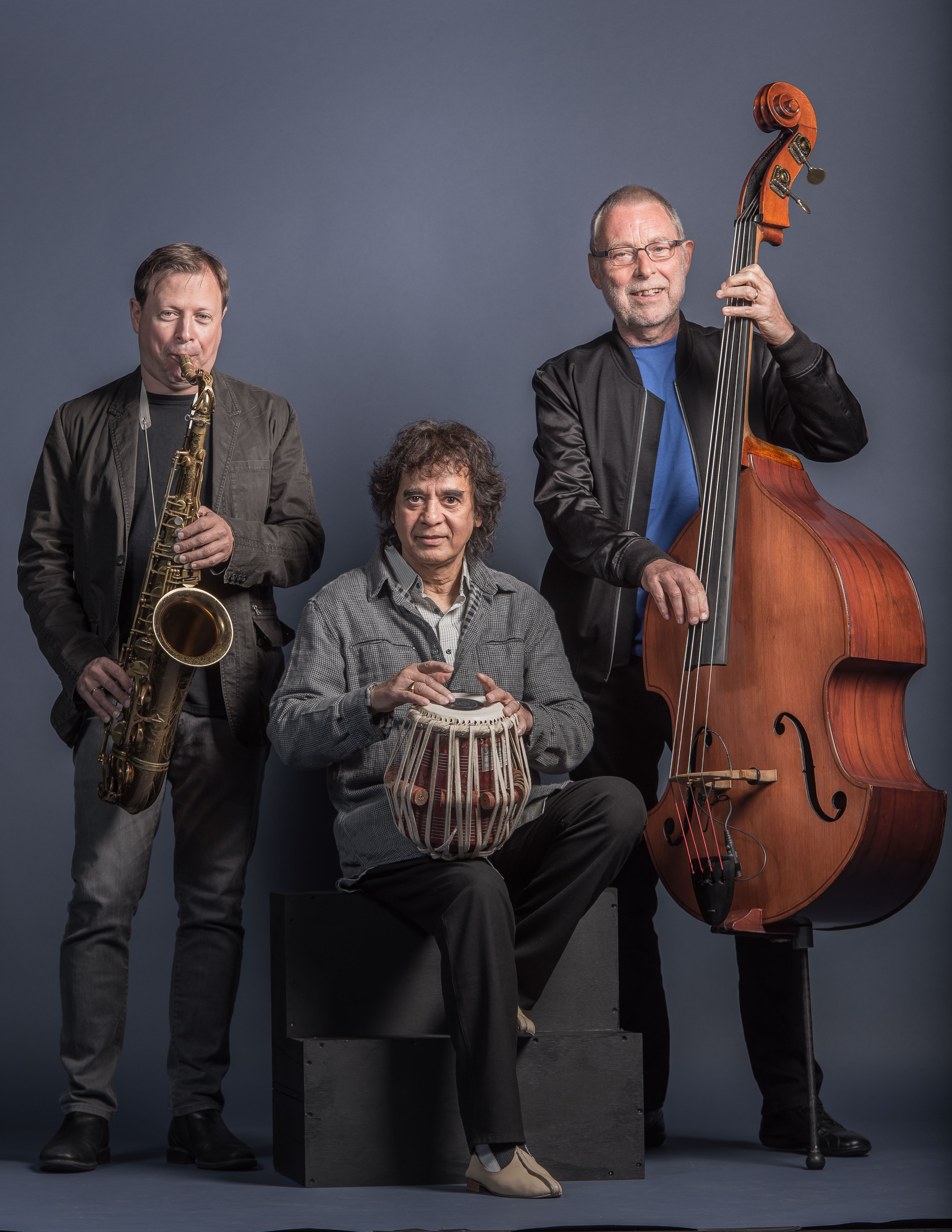 Zakir Hussain, Chris Potter & Dave Holland