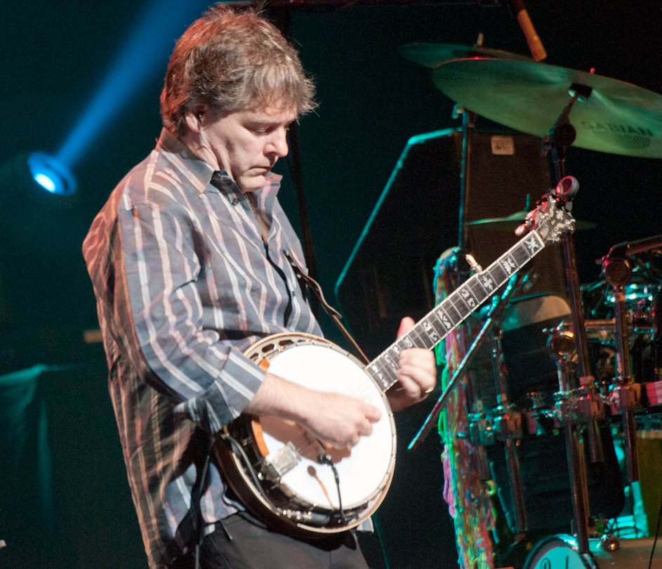 Bela Fleck with the Flecktones at the Montreal International Jazz Festival 2011
