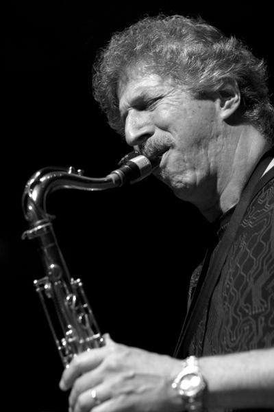 Bob Mintzer: Luxembourg, 2003