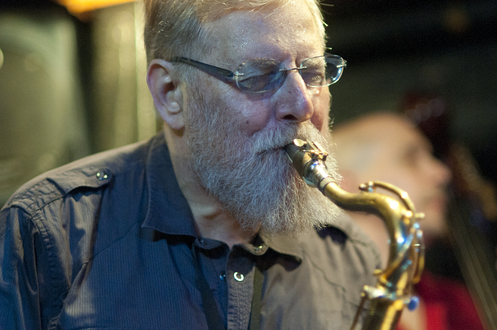 Lew Tabackin with Quartet at Smalls Jazz Club