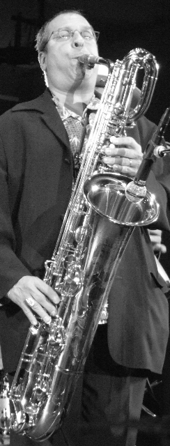 2006 Chicago Jazz Festival, Saturday: Gary Smulyan with Joe Lovano Nonet