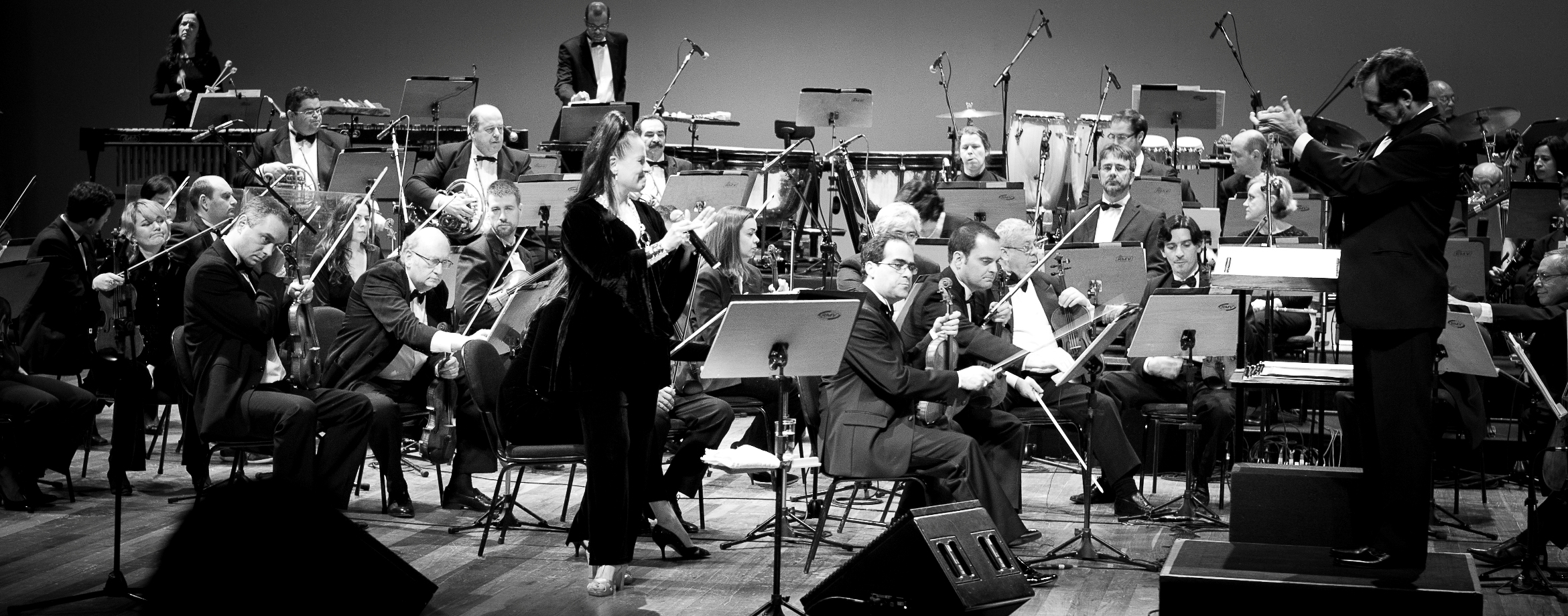 Ithamara Koorax with Orchestra for Symphonic Joao Gilberto