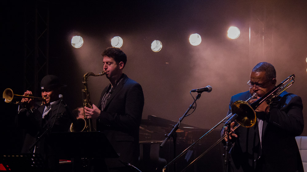 Abraham inc at jazzablanca festival 2013