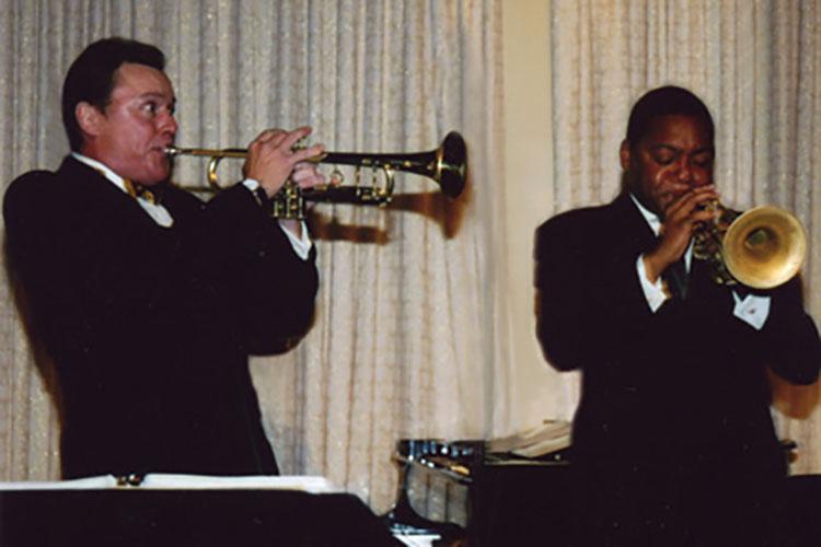 Bob Merrill & Wynton Marsalis