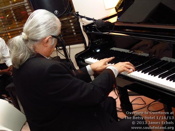 Mike Gerber, Pianist
