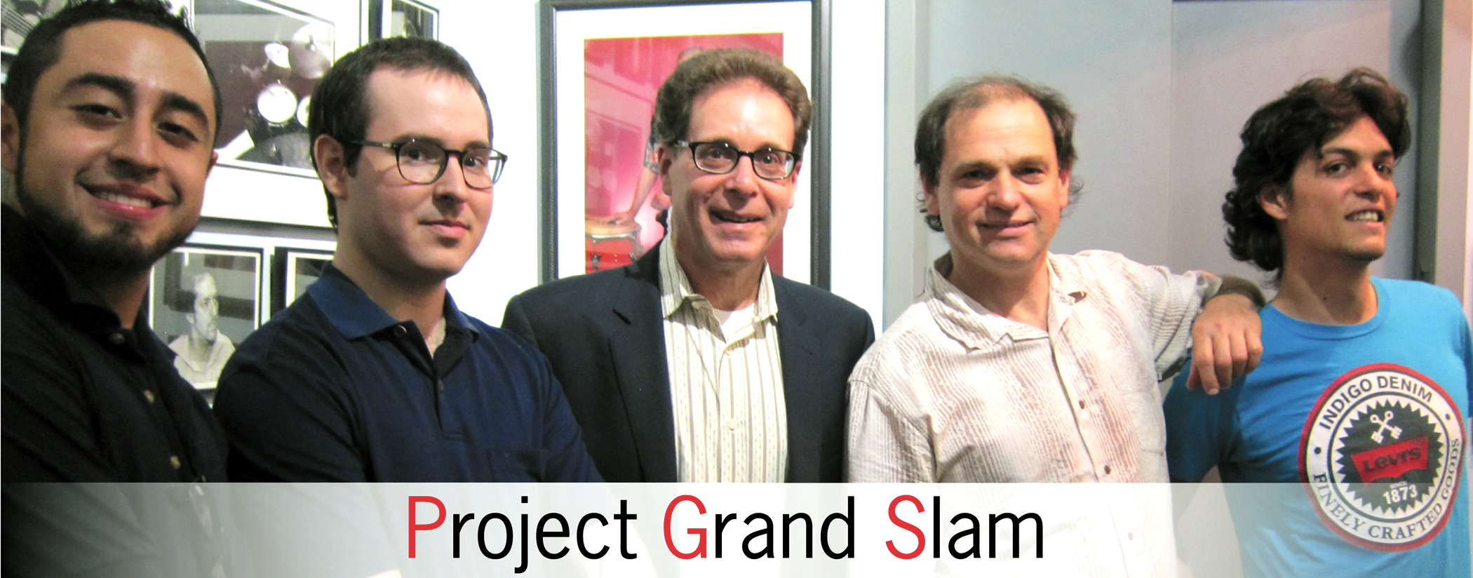 Robert Miller and Project Grand Slam
