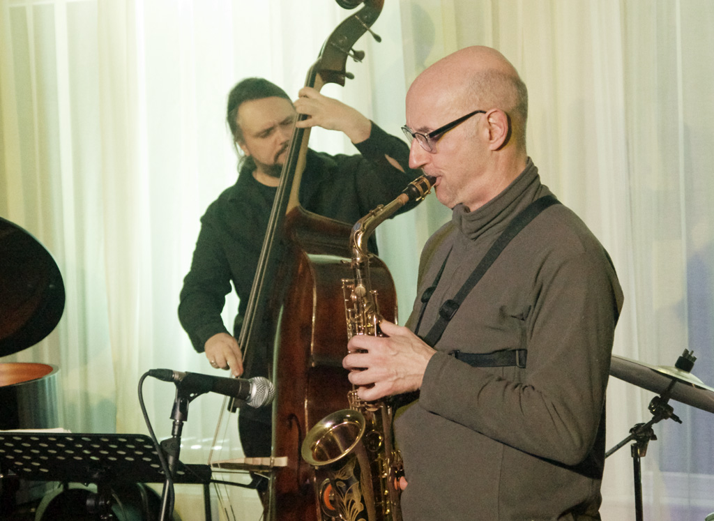 Martin Speake's International Quartet