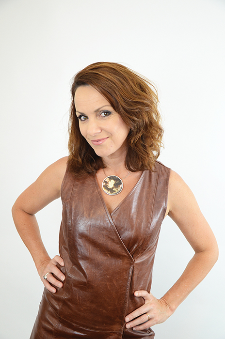 Karen Lane - Leather