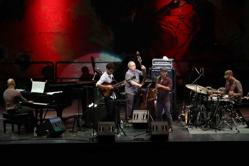Gabriel Vicéns Quintet @ Puerto Rico Heineken Jazz Fest 2014