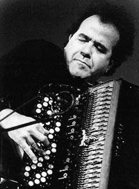 Richard Galliano: During His Impressive Performance, Istanbul 2000.
