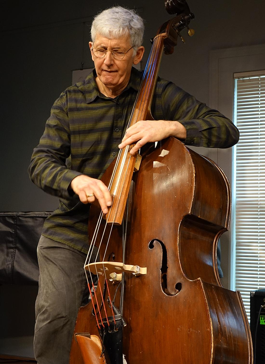Mark Dresser at Edgefest 2014