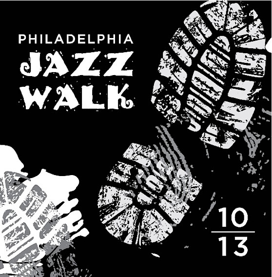 Jazz Walk In Fairmount Park on Sunday, October 13th, Noon-4pm
