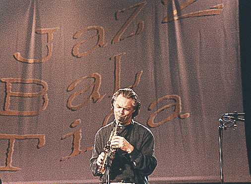 Jan Garbarek Sax