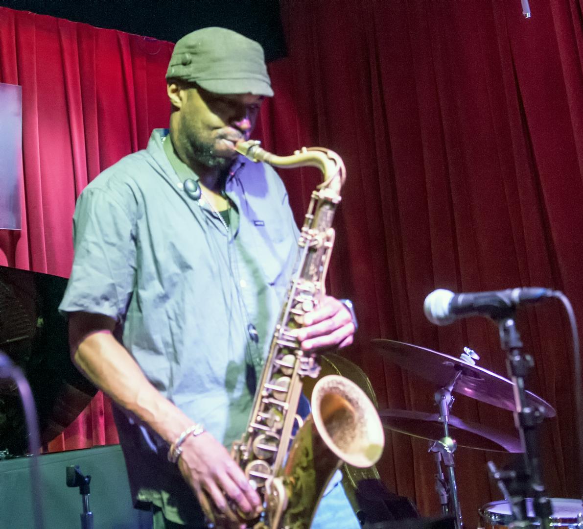 Stacy Dillard with Quintet at Smoke Jazz Club