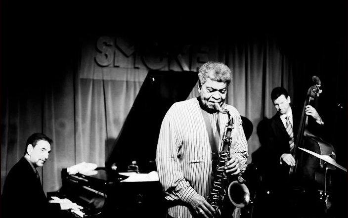 Mike Ledonne, George Coleman, John Webber at Smoke, New York City