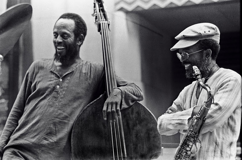 A Remembrance of Percy Heath